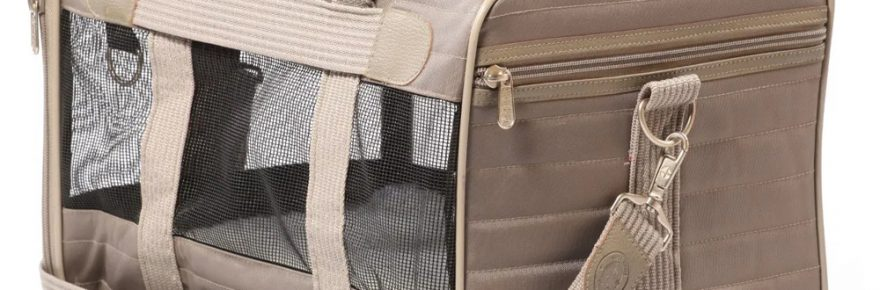 The Sherpa Original Deluxe Pet Carrier will be The One That Started it All
